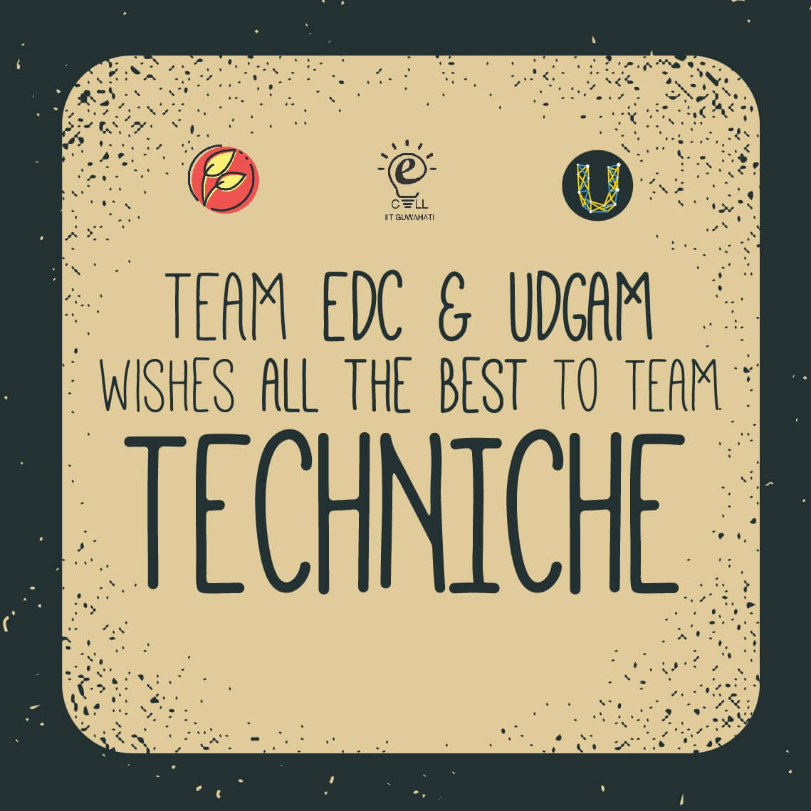 All the Best! Techniche